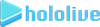 hololive ロゴ